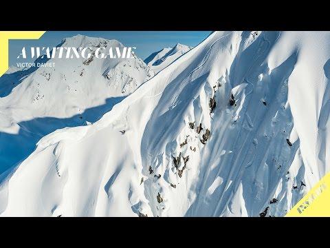 How Pro Snowboarder Victor Daviet Spends Down Days in Alaska | Insight
