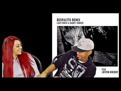 Luis Fonsi, Daddy Yankee - Despacito (Audio) ft. Justin Bieber {REACTION}