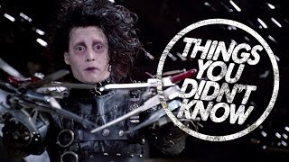 7 Things You Probably Didn39t Know About Edward Scissorhands