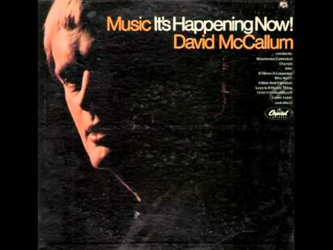 David McCallum  House Of Mirrors
