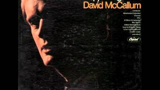 David McCallum - House Of Mirrors