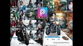 SA-New Instagram Viral Photo Editing Of 2018 - Latest Gopal Pathak New Stunning Photo Editorial
