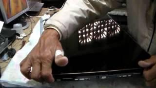 TV LED LG 32LN536B COM ÁUDIO SEM IMAGEM   VÍDEO 01