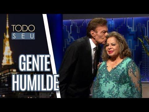Gente Humilde | Agnaldo Rayol E Angela Maria - Todo Seu (11/05/18)
