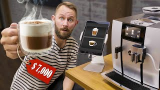 Trying A $7000 Cup Of Coffee