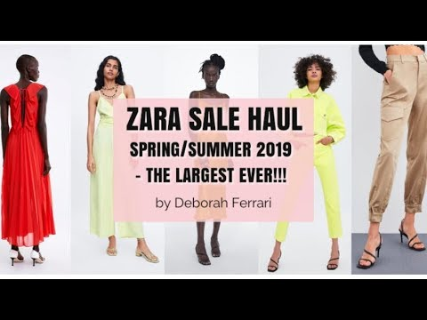 the-largest-zara-sale-haul-of-2019!