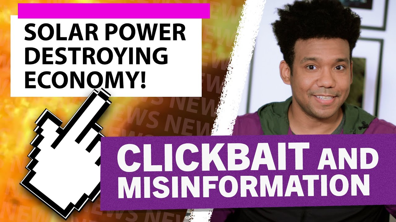 Fact or CAP🧢? How to Deal With Clickbait I Misinformation Nation I NOVA I PBS