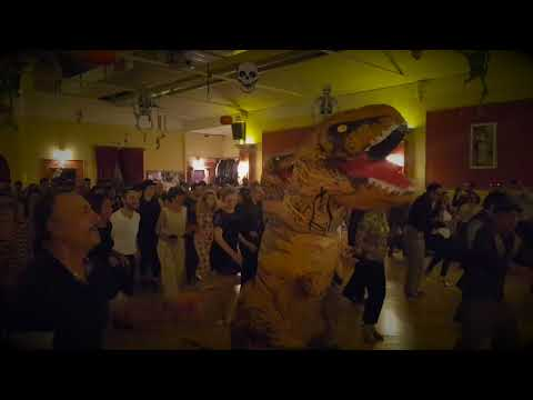 T-Rex Swing Dance - Lo Swing del Principe Milano - Halloween Edition