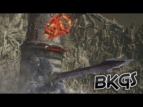 Dark Souls 3: Black Knight Greatsword (Weapon Showcase Ep. 1)