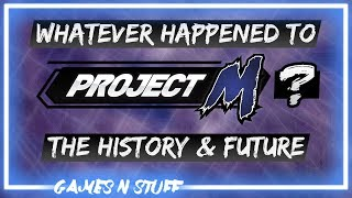 The Legacy of Project M - Games 'N Stuff - Janjo