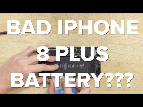 How To: Replace a Bad Battery in your iPhone 8 Plus
