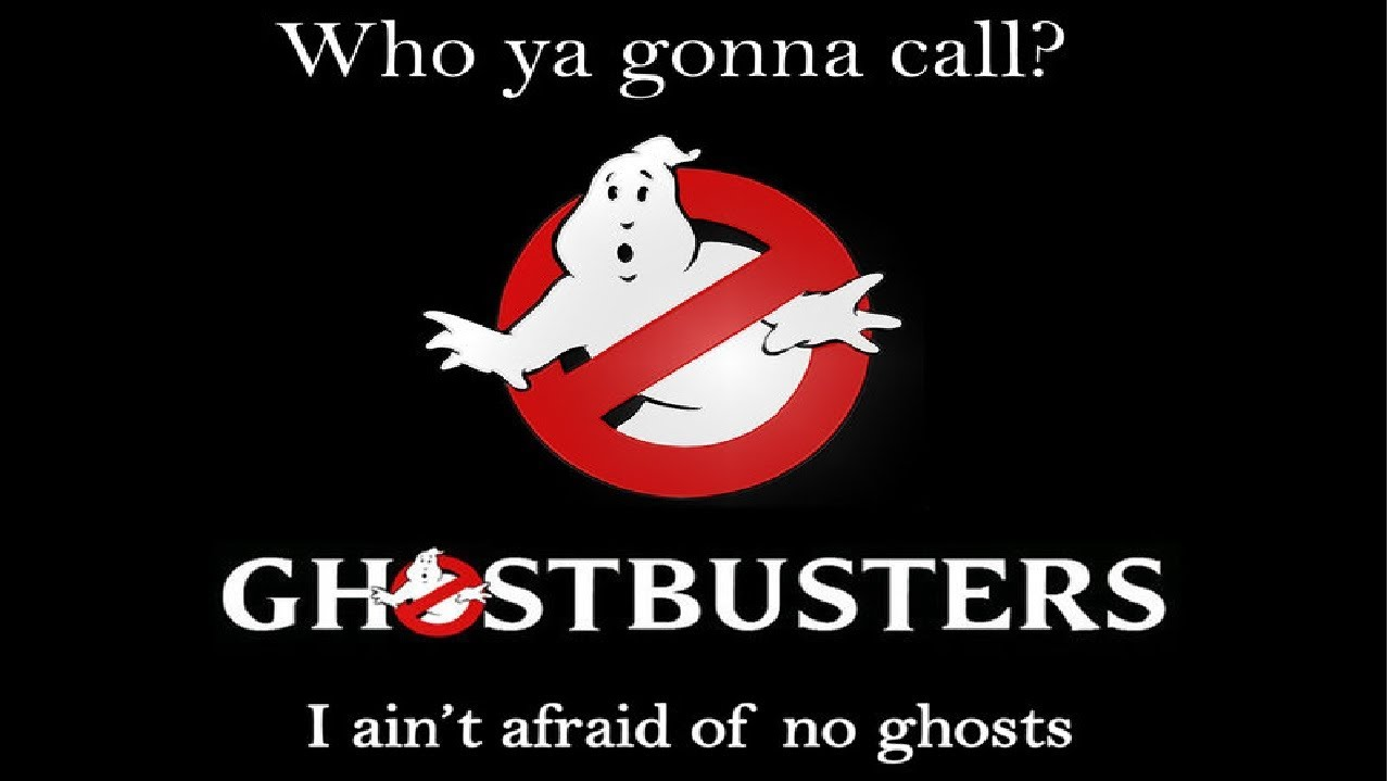 Anime Halloween Wallpaper Who You Gonna Call The History Of Ghostbusters Youtube