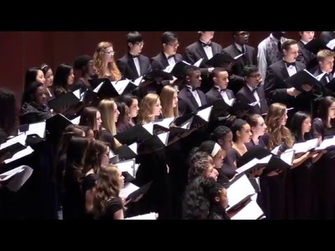 This Is My Father's World   SVA at Andrews Choir Fest 2016