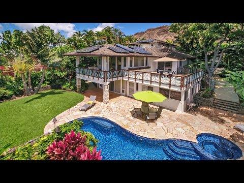 Diamond Head Luxury Home For Sale | 3913 Gail Street, Honolulu, Hawaii 96815