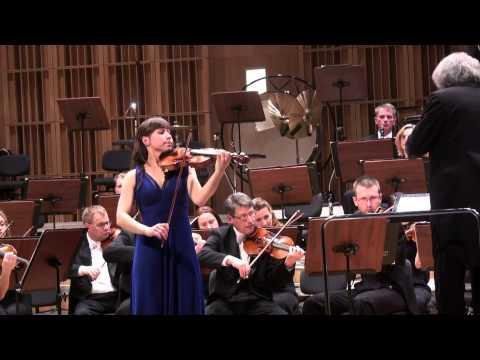 Aleksandra Kuls: F. Mendelssohn violin concerto E-minor p.3