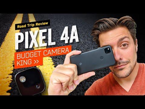 Google Pixel 4a: