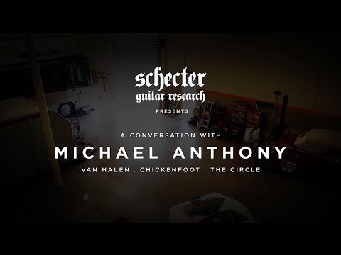 Conversation with Michael Anthony