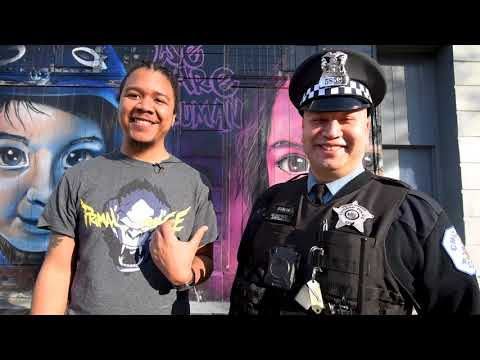 CPD Video Series presents: A Look at Argyle Ave and the Foot Patrol Officer