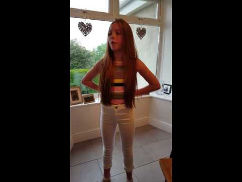 12 Year Old Girl Singing Whitney Houston