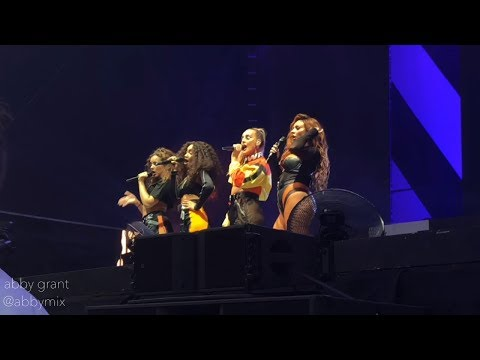 Little Mix - Love Me Like You HD/4K (Colchester Summer hits tour)
