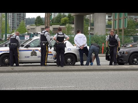 Coquitlam Police Incident Pinetree Way Male Arrested May 11 2015