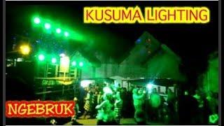 KUSUMA LIGHTING AUDIO KARNAVAL NGEBRUK TERBARU 14-10-2018