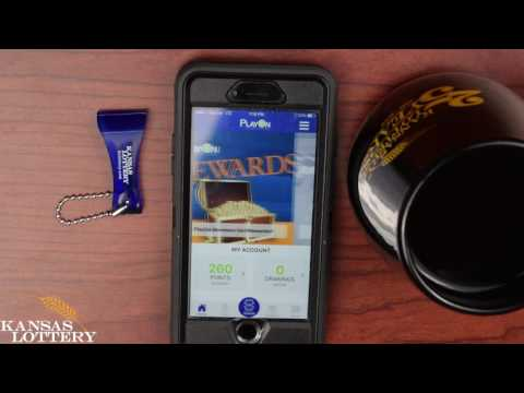 How to Use the Kansas Lottery PlayOn App