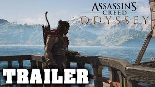 Assassins Creed: Odyssey- Official Launch Trailer (Xbox One,PS4,PC) 2018 Game