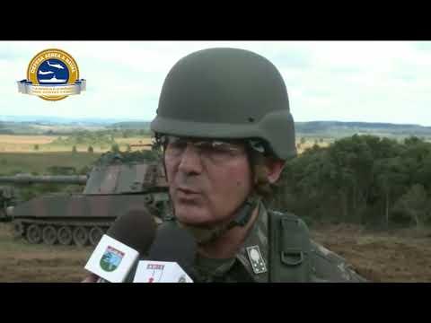 Exército vai adquirir canhão M198 Howitzer