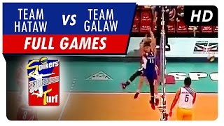 Spiker's Turf Season 2: All Star | Team Hataw vs Team Galaw | Set 1 | November 20, 2016