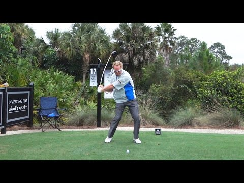 CHARLEY HOFFMAN 120fps FACE-ON SLOW MOTION DRIVER GOLF SWING 2015 TEMPLETON 1080p HD