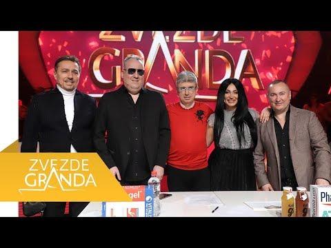 Zvezde Granda - Specijal 20 - 2018/2019 - (TV Prva 03.02.2019.)