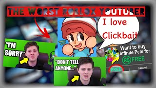 The MASTER of Clickbait and Misleading Content - RealMatt | Roblox Youtuber Rant