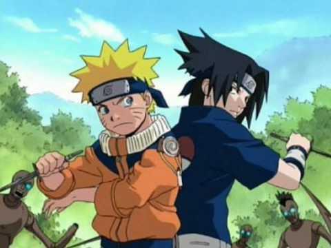 Naruto und Sasuke - Einmalig from YouTube · Duration:  3 minutes 38 seconds