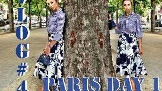 VLOG#4 Первый день на НЕДЕЛЕ МОДЫ в ПАРИЖЕ(Всем привет! В этом видео я хочу пригласить вас побывать со мной на Неделе высокой моды - Haute Couture - в Париже...., 2013-07-05T07:00:20.000Z)