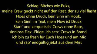 Kool Savas - Neongelb (Lyrics)