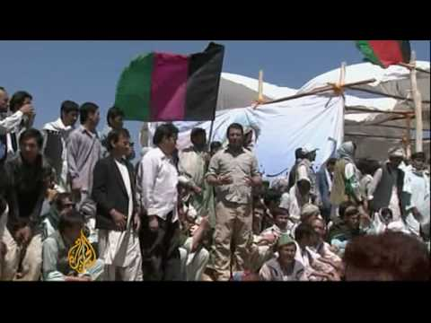 Tribal voting plea in Afghan election - 12 Aug 09
