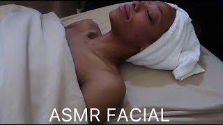 ASMR | RELAXING FACIAL 🧖🏽‍♀️