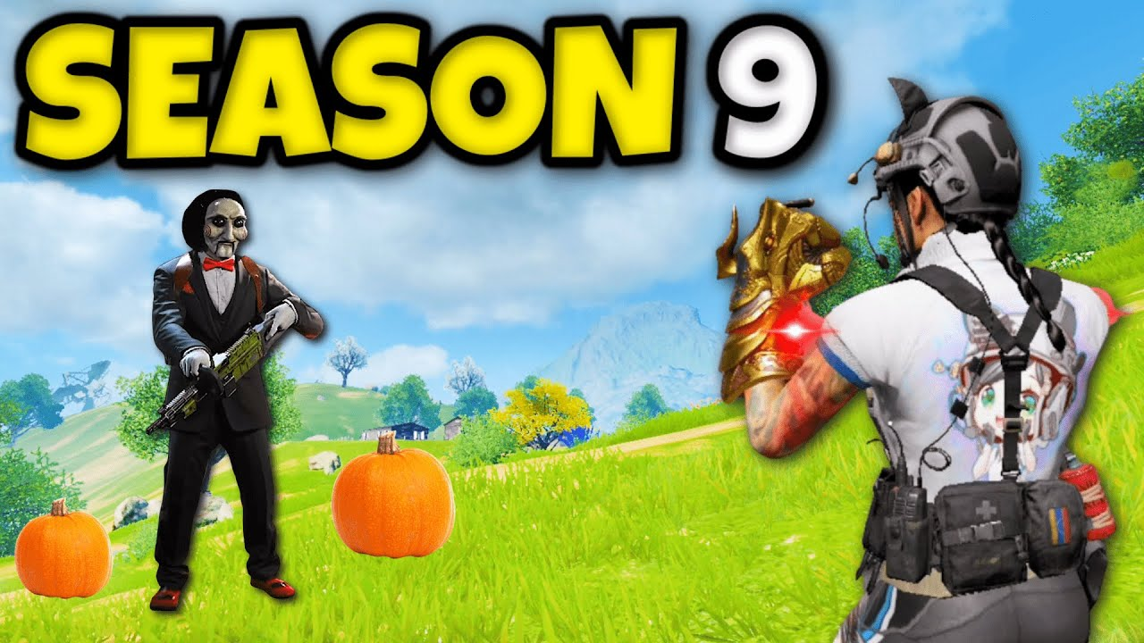 MY FIRST GAME in *NEW* SEASON 9 UPDATE! | COD MOBILE | SOLO VS SQUADS