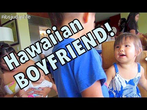 HAWAIIAN BOYFRIEND! - October 11, 2014 - itsJudysLife Daily Vlog