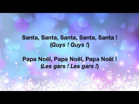 The Christmas Can-Can - Straight No Chaser Lyrics English/Français