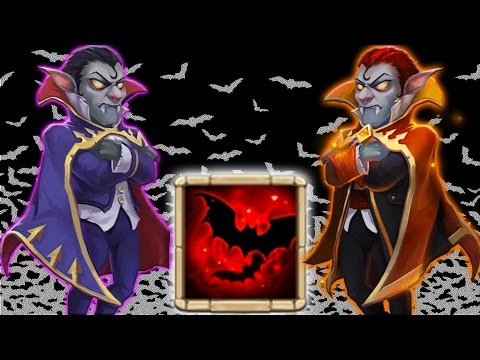 Vlad Dracula Level 200 10/10 Blood Banquet!!!