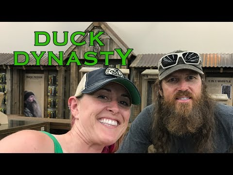 Kristen met Jase Robertson of Duck Dynasty | Motorcycle Trip | Day 2