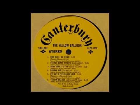 Yellow Balloon s/t full album vinyl rip