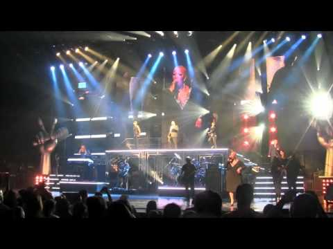 "Frenchie Davis - The Voice On Tour Live @ Oakdale - ""Like A Prayer"""