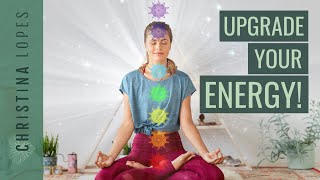5 Top Features Of Your ENERGY SYSTEM! [Chakras And Aura]