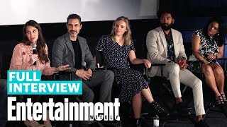 'Survivor: Winners At War' Cast Panel Hosted By Dalton Ross | Entertainment Weekly