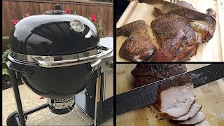 Weber Summit Charcoal Grill Ultimate Turkey Recipe by Amazingribscom