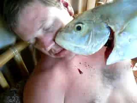 Drunk Guv Fish Slap
