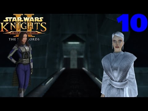 ATRIS IS A B*TCH! | Star Wars: Knights of The Old Republic II: The Sith Lords - Part 10